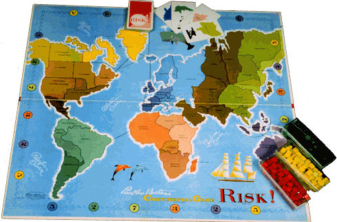 Gameg the game features a board that is a stylized world map 55cm long x 57cm wide the board folds in half and has a name label on one side when folded gumiabroncs Images