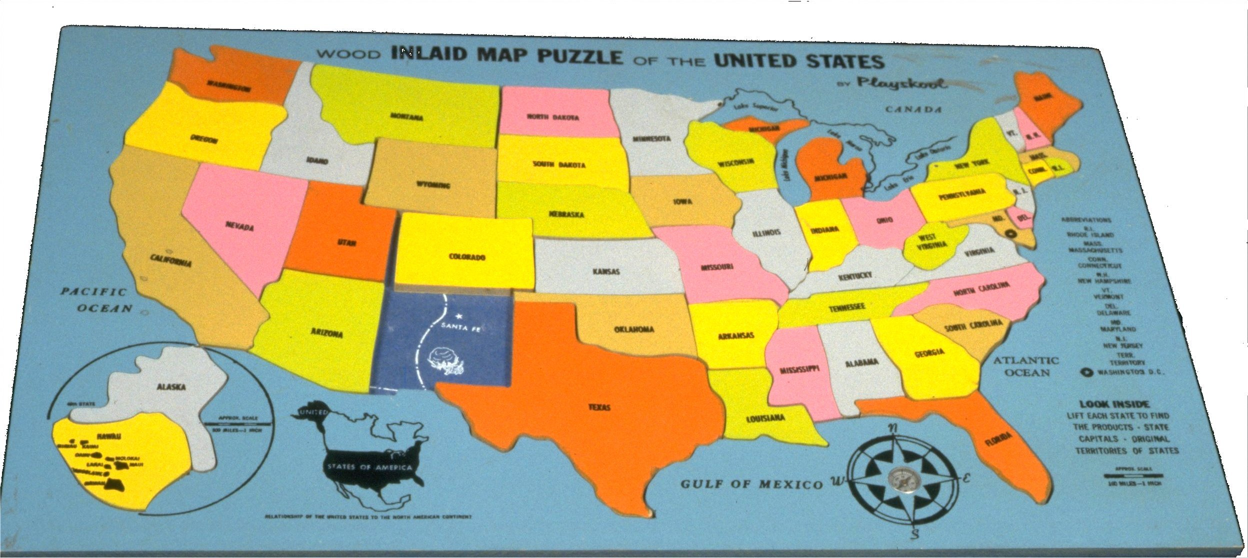 Jigsaw Puzzle: Map Puzzles